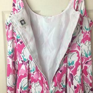 Anne Klein Dresses - Anne Klein size 14 tulip floral print dress